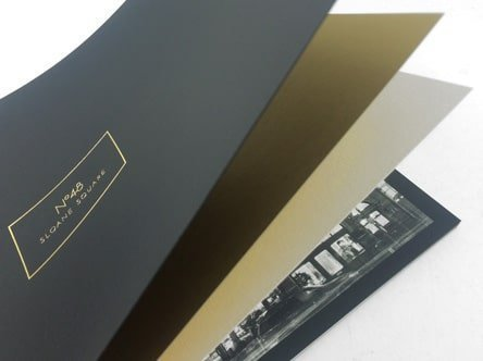 Luxury Brochure Printing