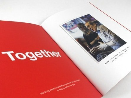Shelter Promotional Brochure Printing