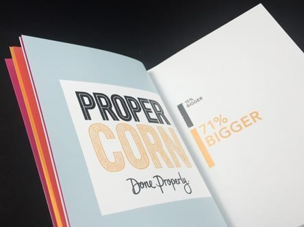 Visual Identity Booklet Printing
