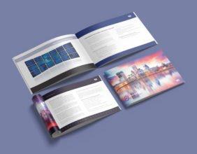 Minimalist Brochure Design