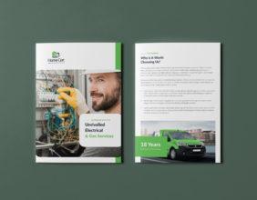 Brochure Design Price