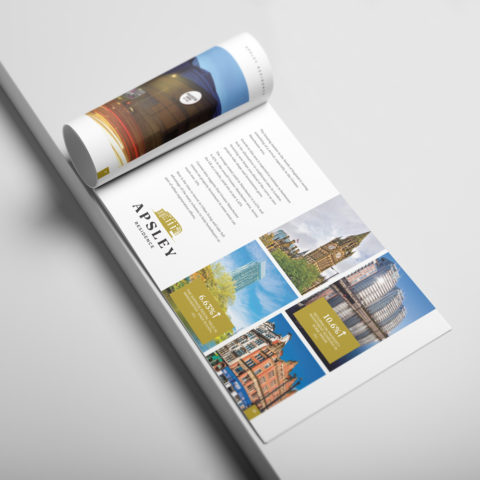 Property Development Brochure Design