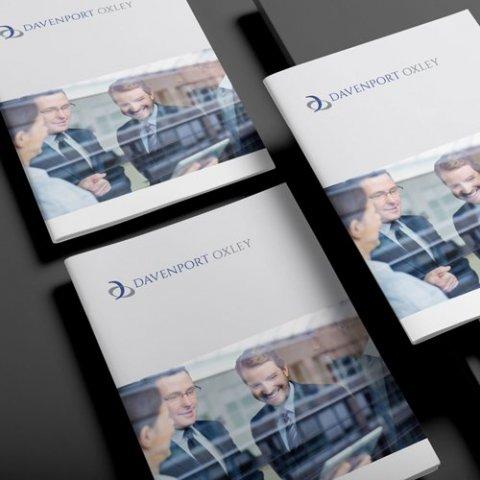 Recruitment Agency Brochure Design